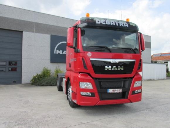 TGX 18.400 4X2 BLS ( Euro VI )